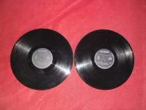 3 discuri vinil (pick up) muzica usoara romaneasca f. buna