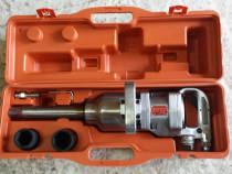 Cheie pneumatică cu impact profesională pentru service-uri,