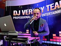 DJ pentru nunti si cumatrii (Dj Verony Team)