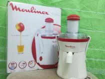 Storcator de fructe si legume Moulinex Frutelia JU350G30
