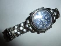 Sector cronograph,autentic,ceas mana nou,etaquartz