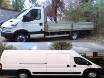 Transport marfa.Transport mobila.Mutari.Debarasari.