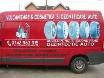 Vulcanizare, cosmetica auto, spalatorie covoare