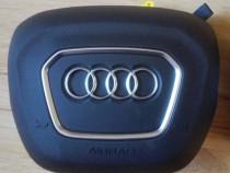 Airbag volan audi q3 q5 q7 s-line ultimul model 2014+ nou, o