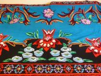 Covor traditional din Muntenia