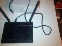 Wireless n rutier Asus RT-N12+300mbps