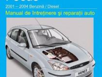 Manual reparatii limba romana Ford Focus 2001-2004