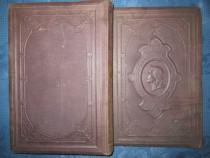Carte veche germana gotica-SCHILLER-Toata Opera-1867.