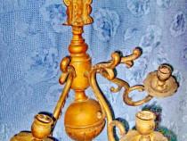 5306-Aplica mare stil Medieval Efigia Amsterdam Leu Olanda.