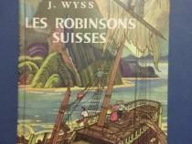 Les Robinsons suisses - Johann Wyss / R6P1S