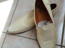Pantofi barbatesti Bronx, piele, 41
