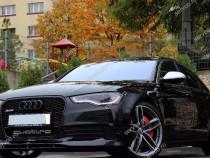 Prelungire spoiler ABT bara fata Audi A6 4G C7 Sline S6 Rs6
