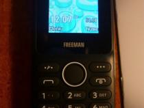 Telefon 2 cartele nou, multiple funcții, garanție 2 ani