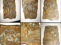 Aplica bronz CCNS-Strassacker-HL-S66-Claudius Castorus