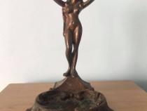 Statueta din bronz pt colectionari