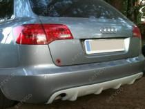 Difuzor RS6 A6 C6 Audi Avant S Line ver2