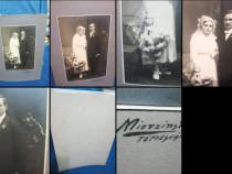 Fotografie veche nunta senatura mester fotograf Mierzinsky