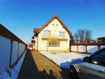 Casa singur in curte 4 camere si 1400 mp teren in Selimbar