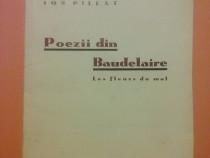 Poezii din Baudelaire - Ion Pillat / C59P
