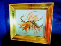 1507-I-Tablou Alge-Creation M & Y. Delaval Henedont Morbihan
