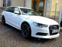 Spoiler bara fata Audi A6 4G C7 2011 2012 2013 2014 ABT Slin