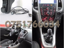 Car Kit Suport Telefon Piele Original Opel Astra J