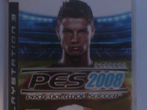 PES Pro Evolution Soccer 2008 Playstation 3 PS3