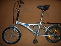 Bicicleta pliabila yachting