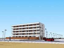 Mamaia Nord , apartament cu 2 camere la  plaja