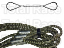 Cabluri de ridicare macarale , sufe ridicare metalice