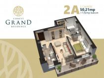 Apartament nou 2 camere la Conest Grand Residence