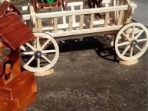 Caruta din  lemn