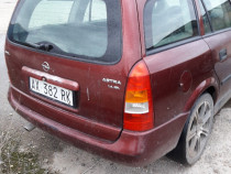Bara spate Opel Astra G