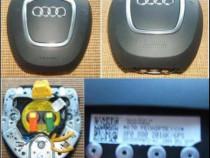 Audi A3 si Q5  2006-2011 Airbag 3 spite cu capac in nituri