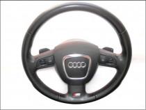 Audi volan S line cu Airbag A4 A5 A6 A8 Q5 Q7 ani 2005-2011