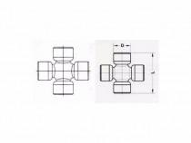 CRUCE CARDAN DAILY 30.2 x106mm - PRODUS NOU -TVA INCLUS