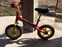 Bicicleta copii aproape noua