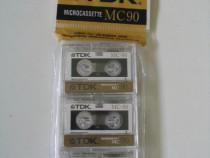 100 - Microcasete TDK C90