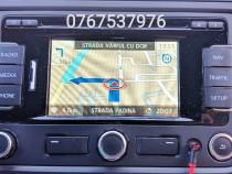 Harta Navigatie RNS 310 - Octavia 2,Leon,Golf 6 Romania 2020
