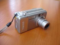 Camera foto Yakumo MegaImage 67x 6 megapixeli - slot card bl