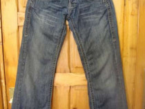 Blugi pentru dama, W 27 (baggy fit, super low waist)