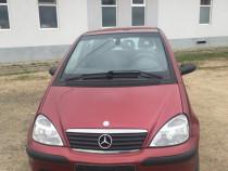 Mercedes A170 cdi facelift