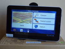 Gps navigatii android wifi,full eu 2019, 1800mhz tir,auto.