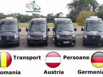 Zilnic Transport persoane Lugoj Austria Germania la adresa