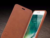 Husa piele naturala interior-exterior qialino iphone 6 / 6s