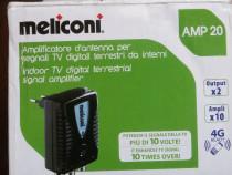 Amplificator antena pentru semnale digitale terestre