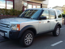 Land Rover Discovery 3 automata, 4x4, 2007