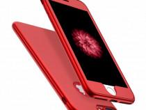 Husa 360 Full Body Plastic Siliconat Iphone 6/7 6S/7 Plus