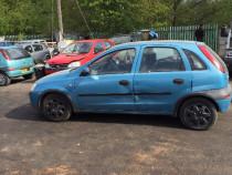 Aripa Stanga Fata Opel Corsa C Cod culoare Z20N