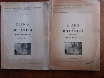 Curs de botanica Morfologia +Sistematica / R7P3F